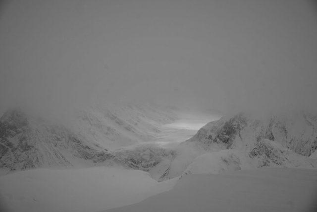 Deville Glacier