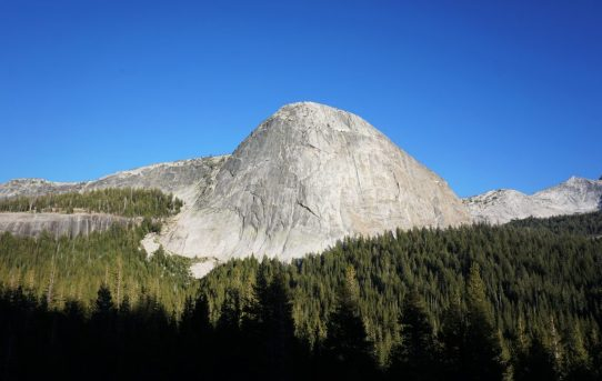 Fairview Dome, Regular Route (5.9)