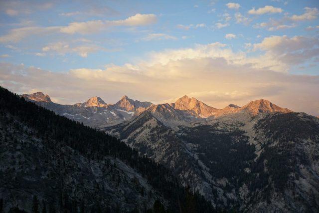 Kings Canyon Sunrise