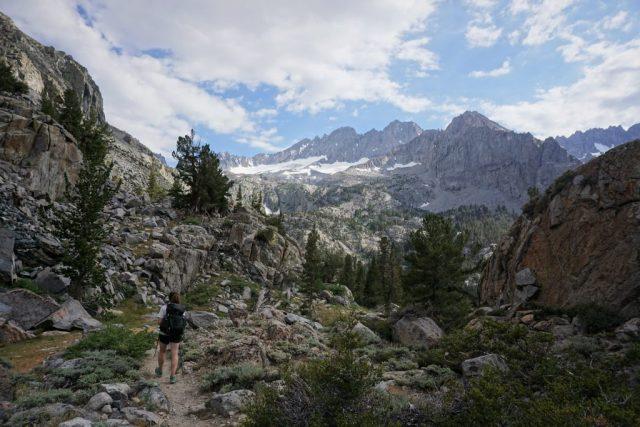 Southern Palisades Trail