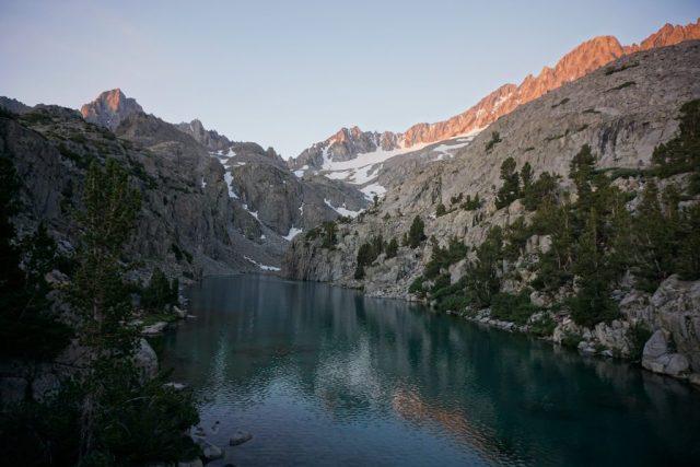 Finger Lake Morning