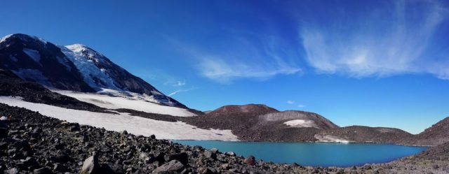 Mt. Adams Glacial Lake