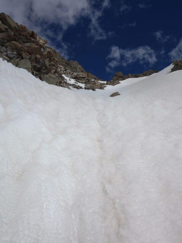 Mt Lester Couloir