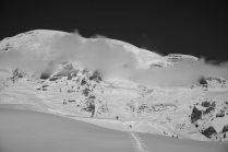 Rainier Skier