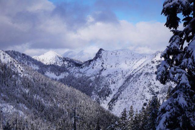 Skyline Ridge Views