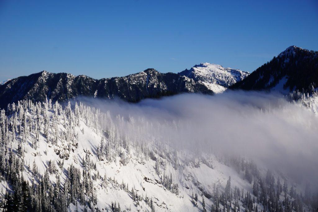 Snow Lake Divide