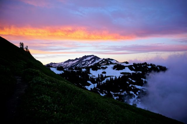 White Pass Sunrise