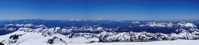 Glacier Peak Panorama