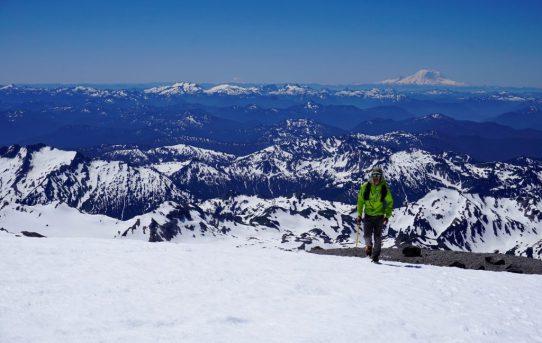 Glacier Peak in a Day