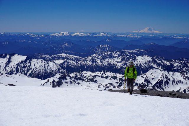 Glacier Peak Summit