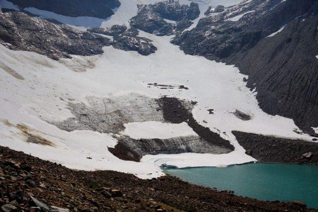 Lyman Glacier