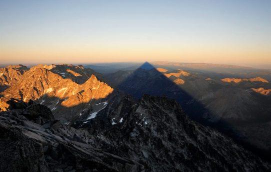 West Ridge of Stuart and Sherpa
