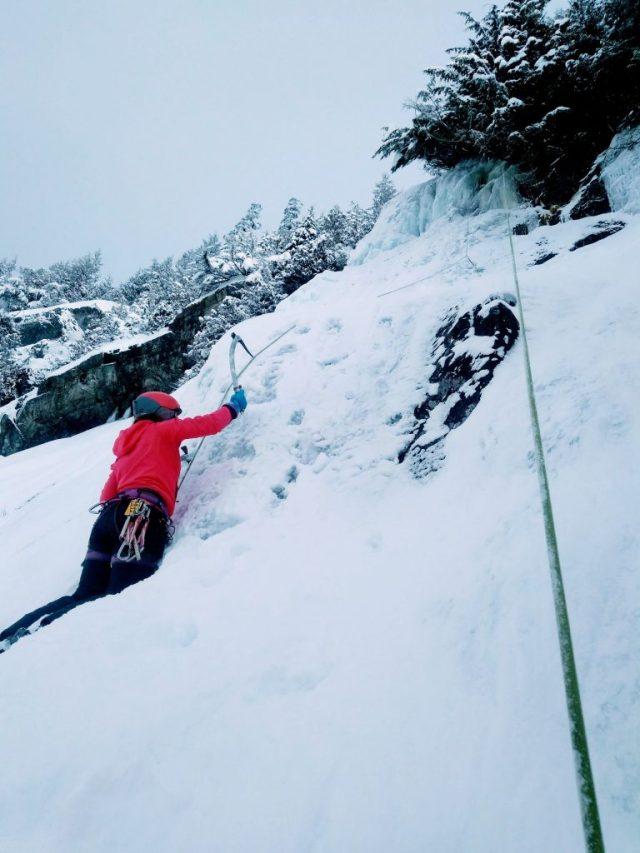 Alpental Falls