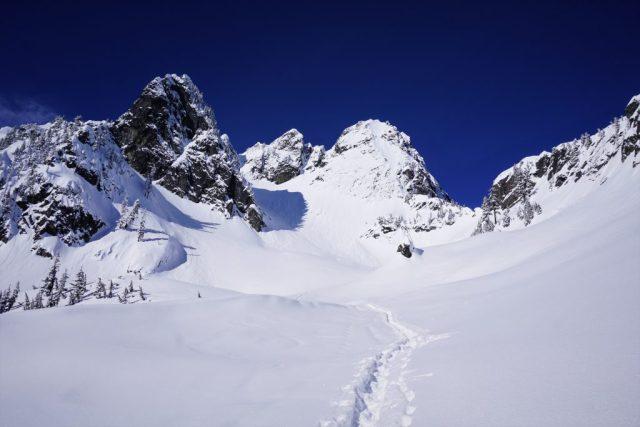 Chair Peak Basin