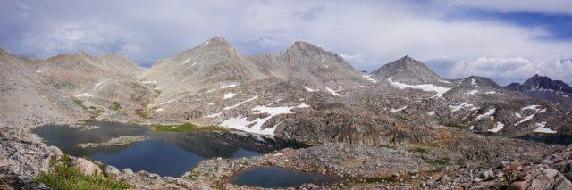 Bear Lakes Basin