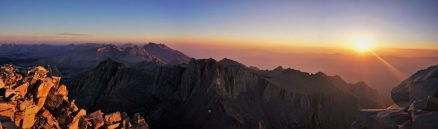 Mt. Whitney Sunrise