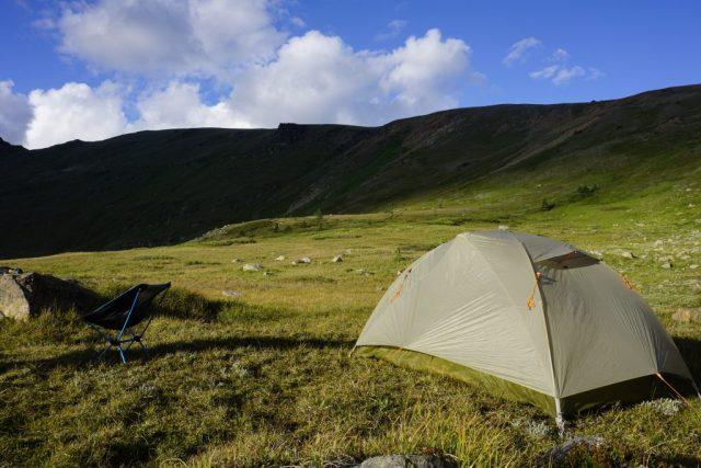 Whistler Basin Camp
