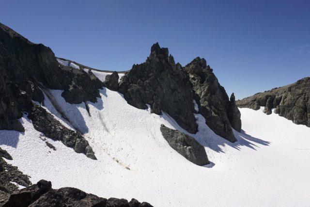 Deception Glacier