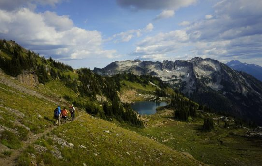 Ladies Loop Backpacking
