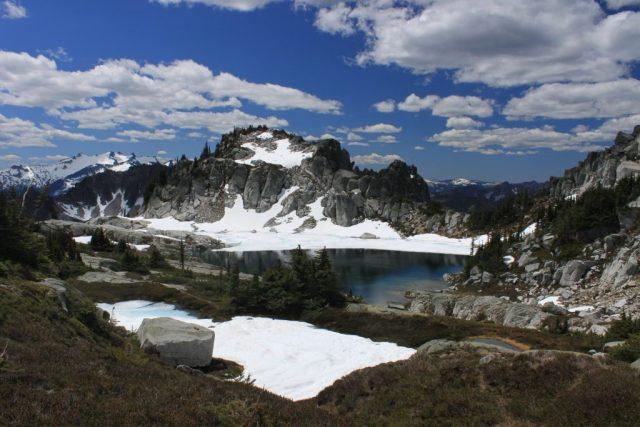 Thunder Mountain Lake