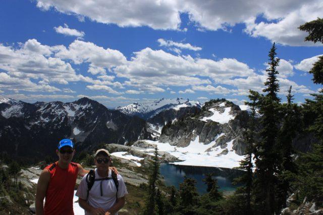 Thunder Mountain Lakes