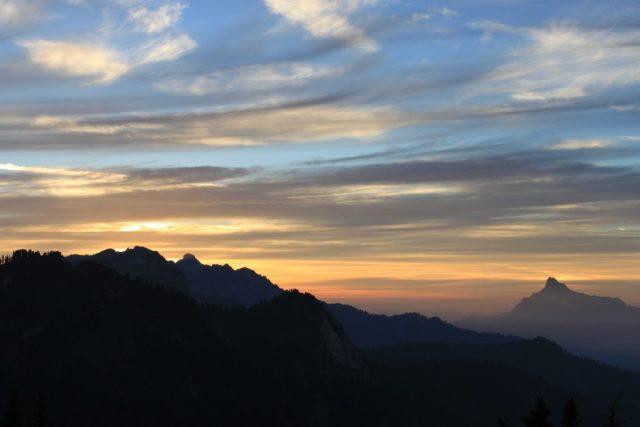 Whitchuck Sunset