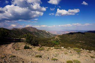 Views from Relay Peak.