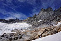 The Terror Glacier and Inspiration Peak.