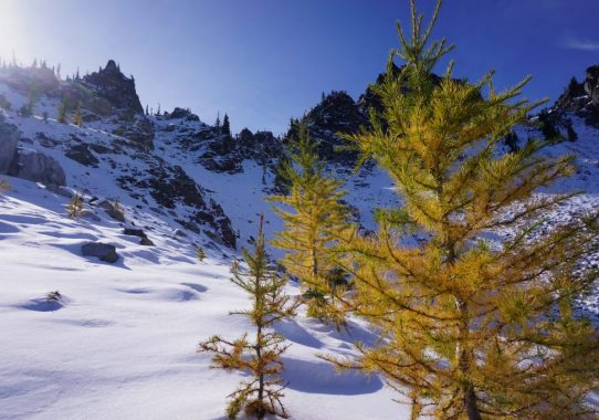 Chatter Creek Pass