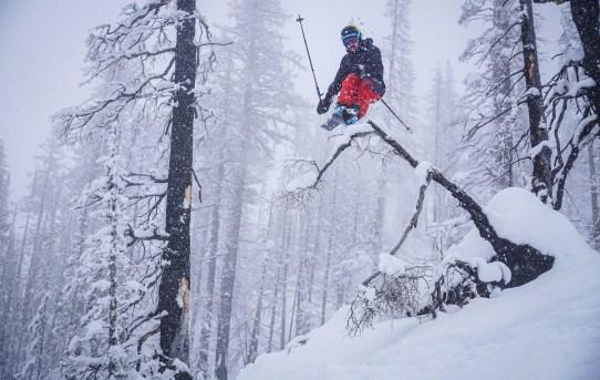 Tronsen Head Ski Tour