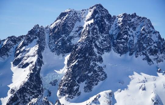 Axis Peak Adventure Ski