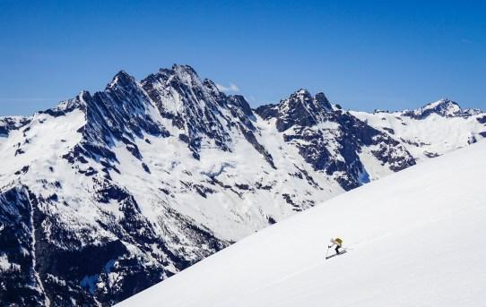 Black Peak Ski + The Buttcrack