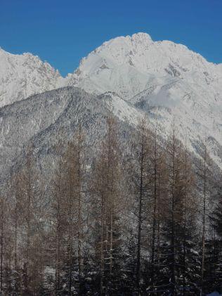 Wankspitze vor Griesspitze