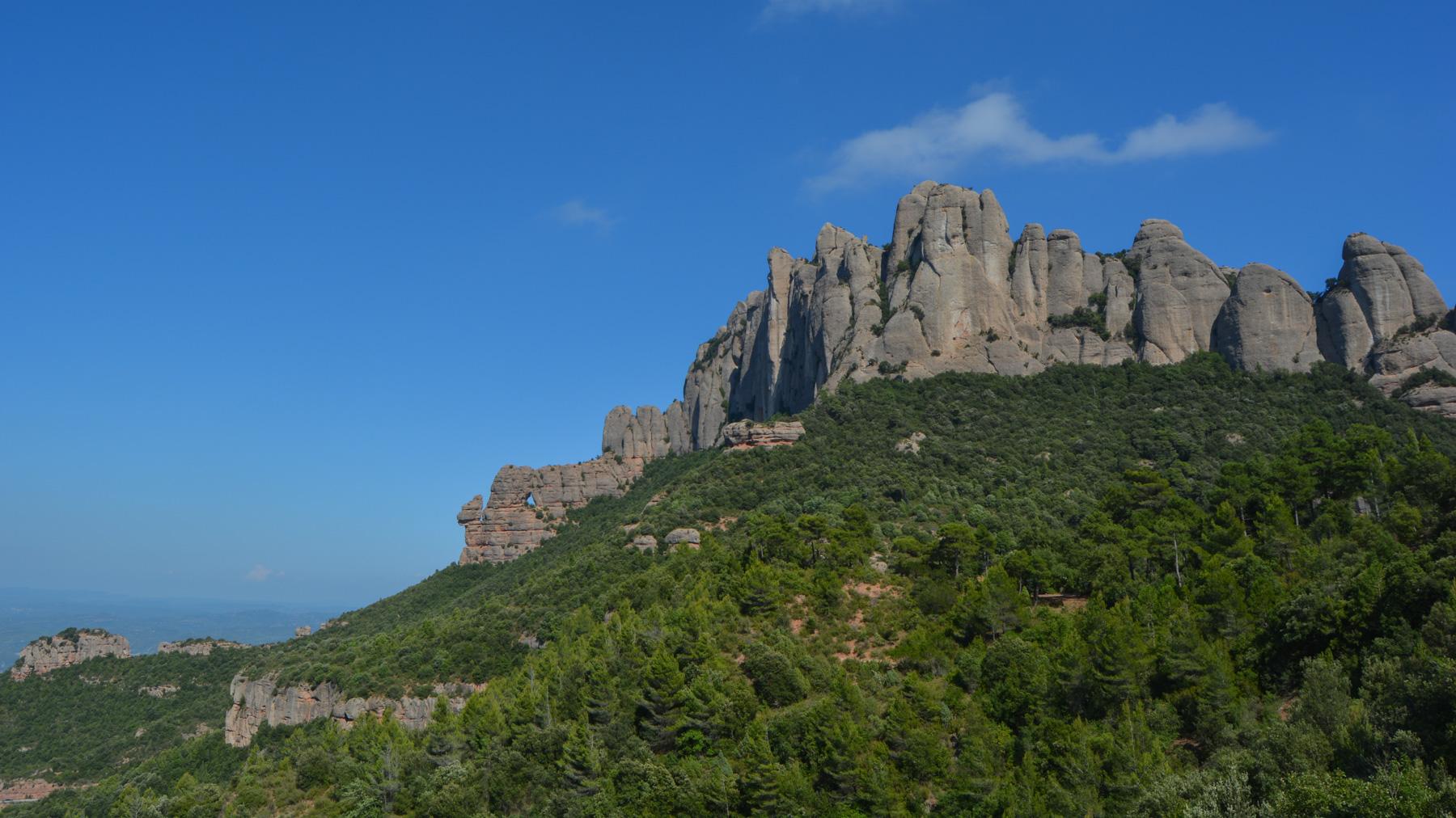 Travessa Agulles i Frares Encantats, Montserrat 43