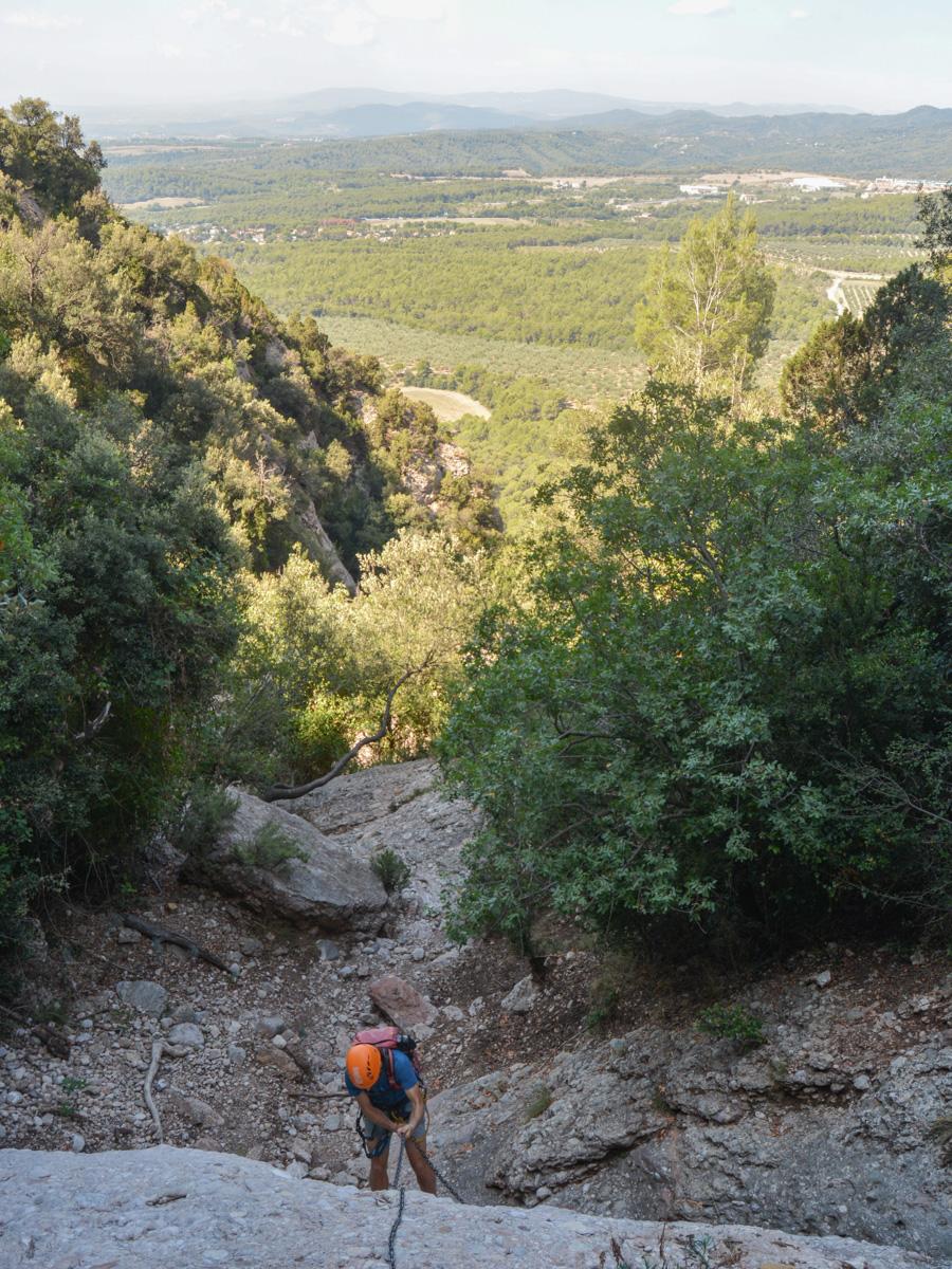 Cami de les Dames, Montserrat 12
