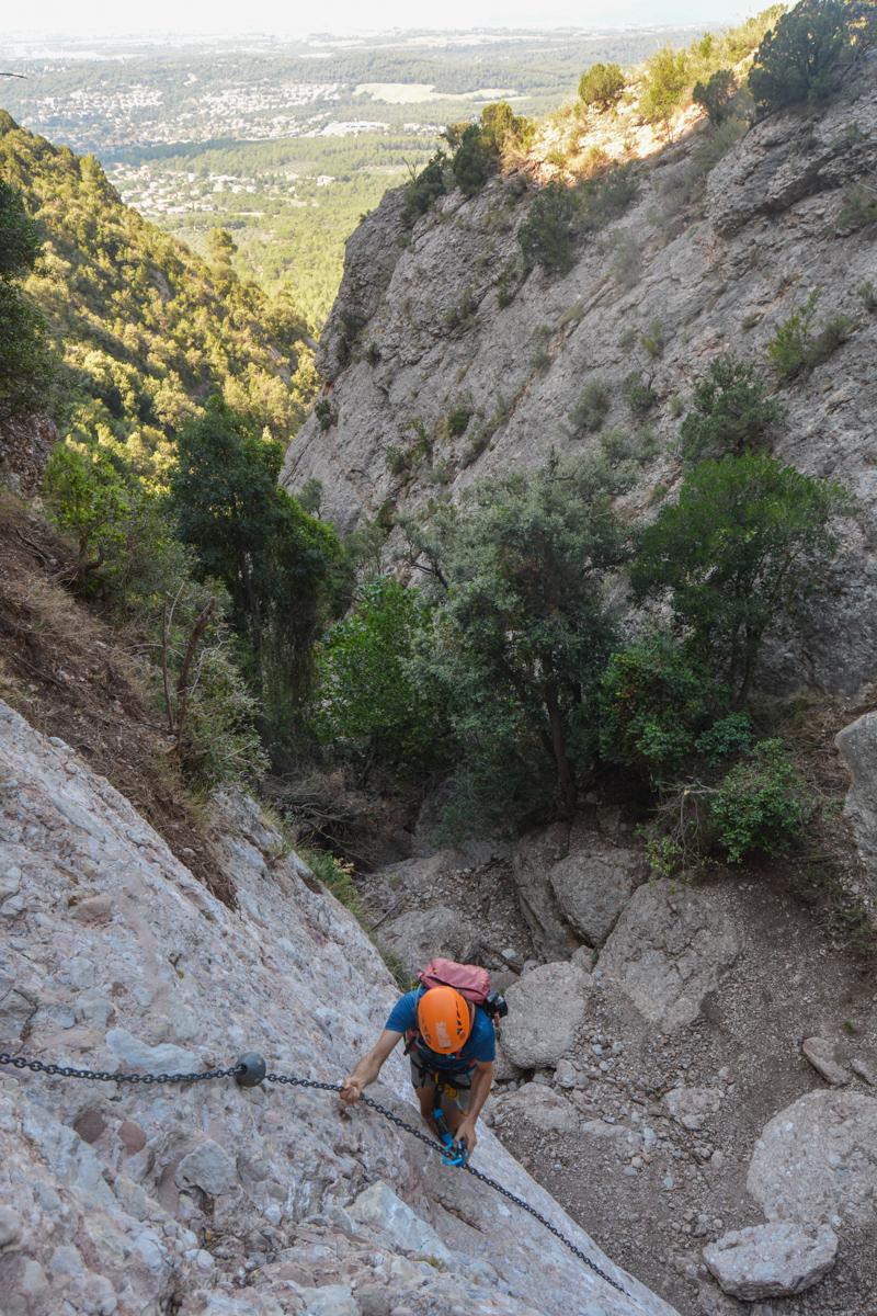 Cami de les Dames, Montserrat 16