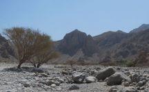 arrivée sur Sentinel Rock