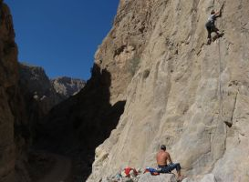 Dibba Climbing, Wadi Khab El Shamis, Musandam, Oman 27