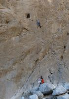 Dibba Climbing, Wadi Khab El Shamis, Musandam, Oman 51