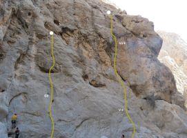 Dibba Climbing, Wadi Khab El Shamis, Musandam, Oman 32