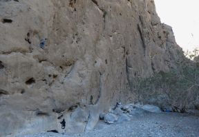 Dibba Climbing, Wadi Khab El Shamis, Musandam, Oman 54