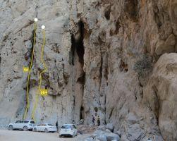 Dibba Climbing, Wadi Khab El Shamis, Musandam, Oman 38