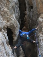 Dibba Climbing, Wadi Khab El Shamis, Musandam, Oman 39