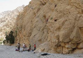 Dibba Climbing, Wadi Khab El Shamis, Musandam, Oman 13