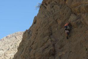 Dibba Climbing, Wadi Khab El Shamis, Musandam, Oman 14