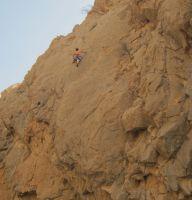 Dibba Climbing, Wadi Khab El Shamis, Musandam, Oman 17