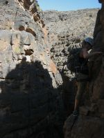 Snake canyon, Jebel Akhdar 55