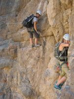 Snake canyon, Jebel Akhdar 56