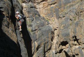 Snake canyon, Jebel Akhdar 63
