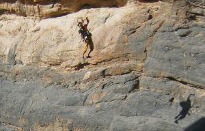 Snake Canyon, Jebel Akhdar 67
